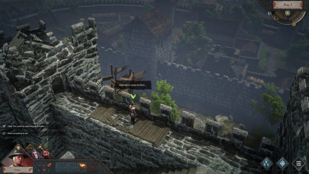 Siege Survival: Derrotando a Glory