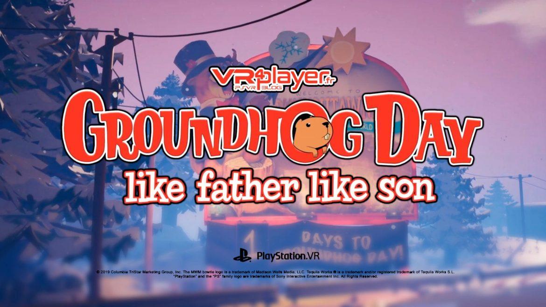 Groundhog Day Naslovna