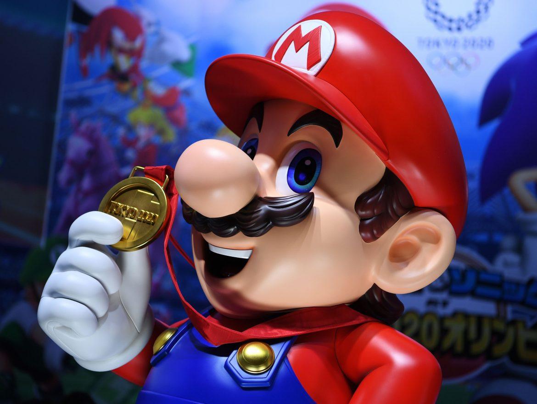 Mario Nintendo Naslovna
