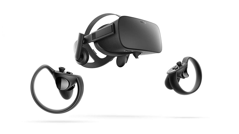 Oculus Rift S Naslovna