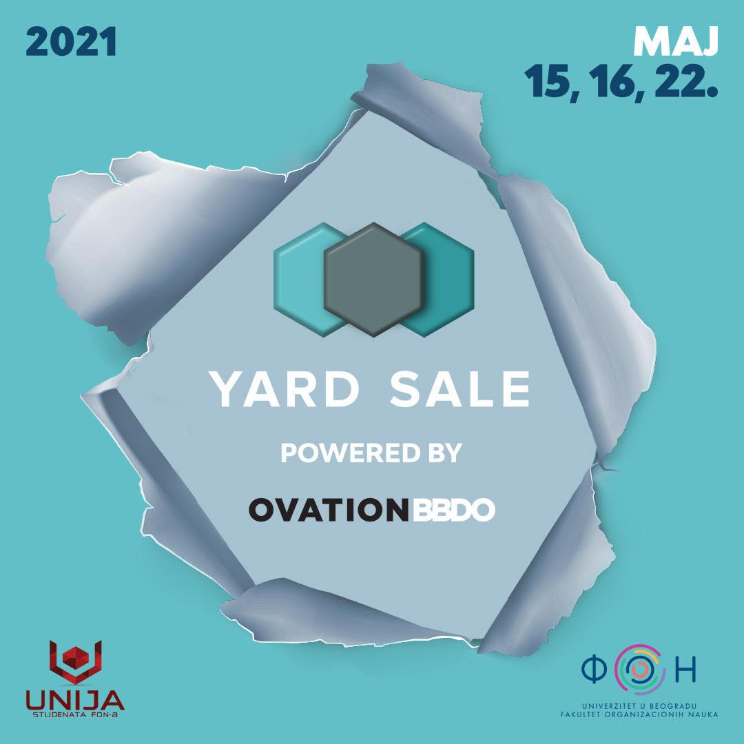 Yard Sale 2021