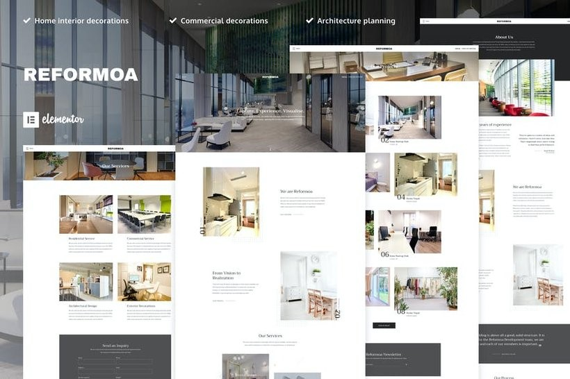 Page Builders & Template Kits