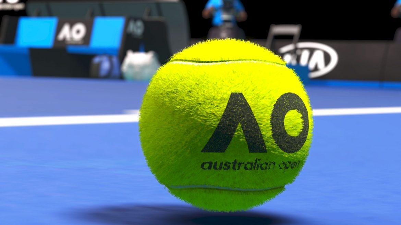 AO Tennis 2 Naslovna