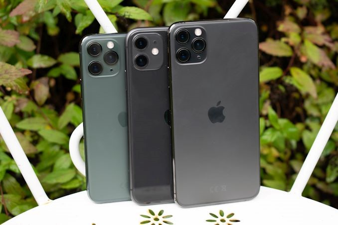 Apple iPhone 11 11 Pro & 11 Pro Max