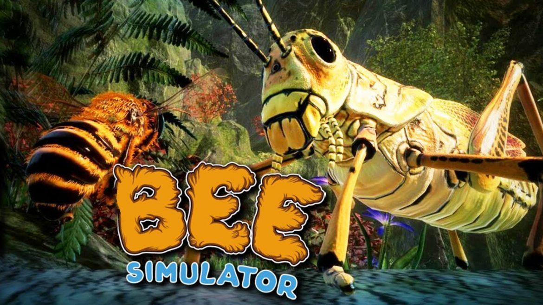 Bee Simulator Naslovna
