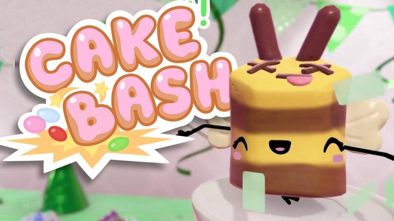 Cake Bash Naslovna