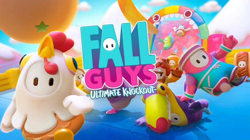 Fall Guys Naslovna