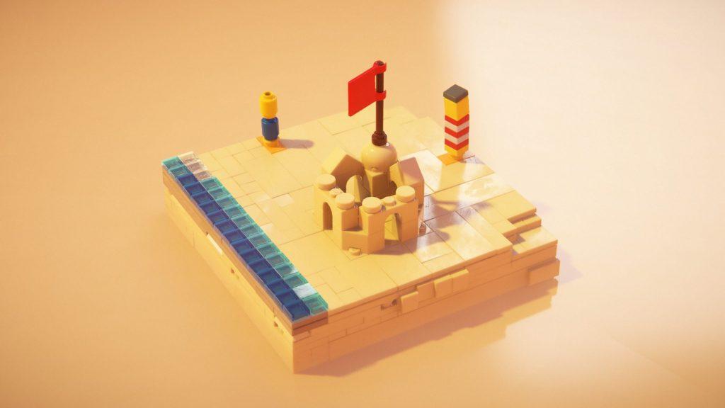 Lego Journey