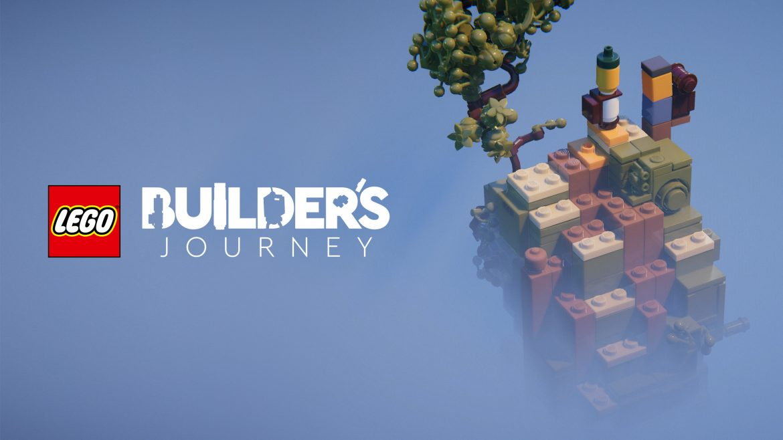 Lego Builder's Journey Naslovna