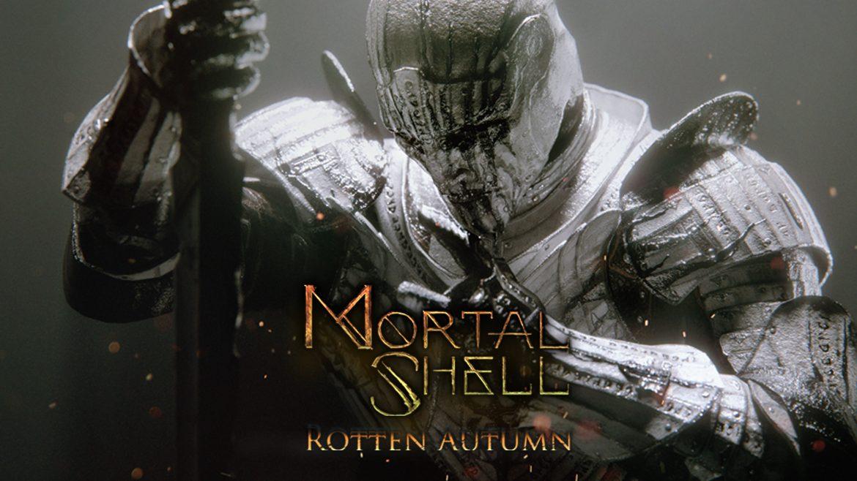 Mortal Shell Naslovna