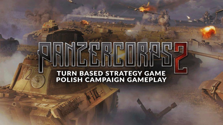 Panzer Corps 2 Naslovna