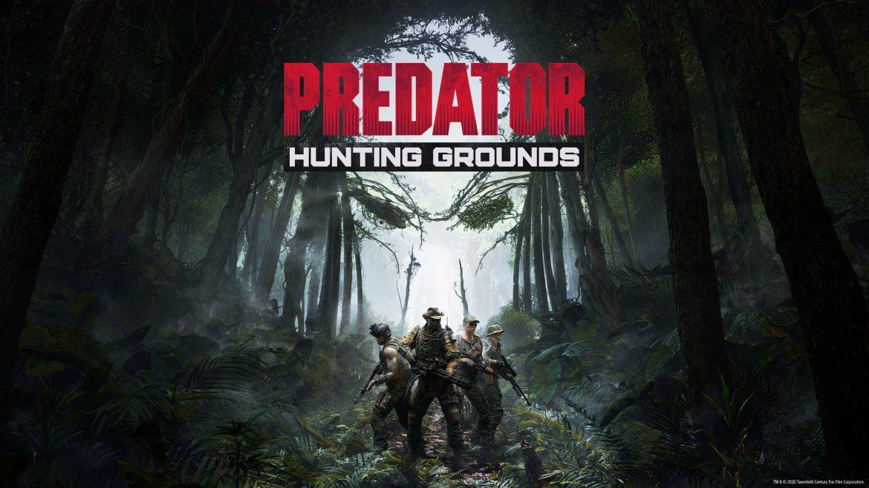 Predator Hunting Grounds Naslovna