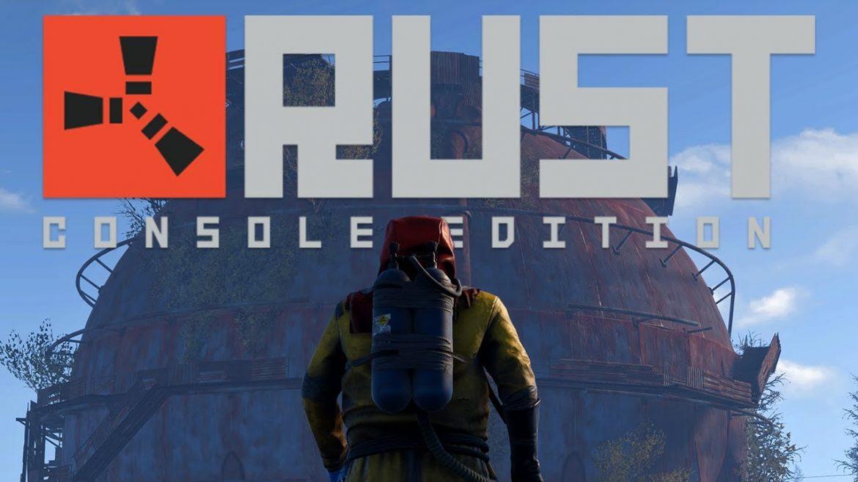Rust Console Edition Naslovna