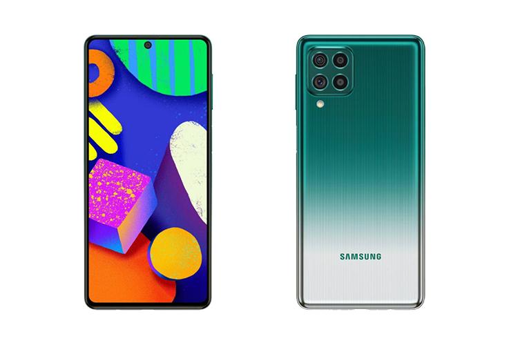 Samsung Galaxy F62 Naslovna