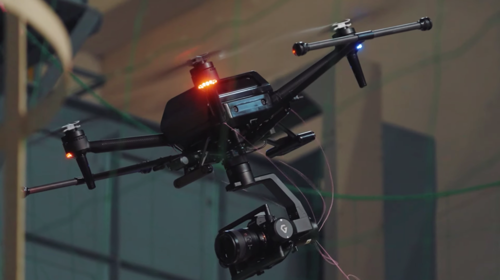 Sony profesionalni dron