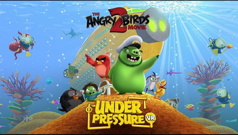 The Angry Birds Movie 2 VR Naslovna