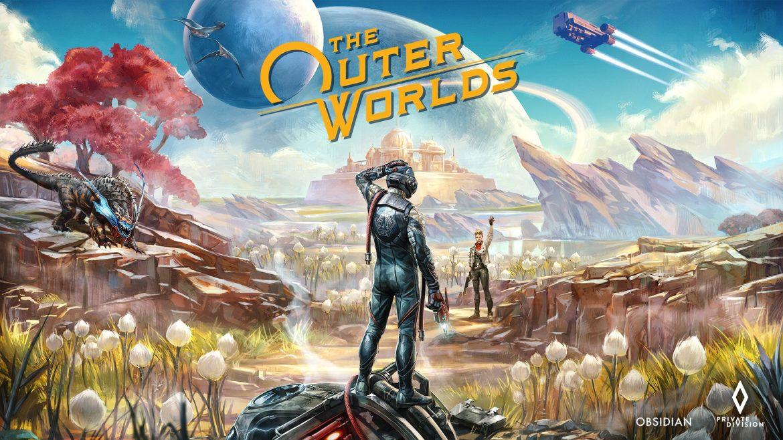 The Outer Worlds Naslovna