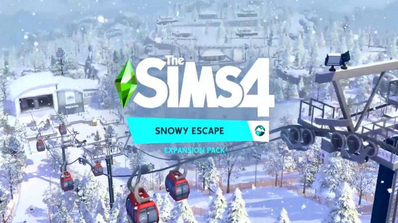 The Sims 4 Naslovna