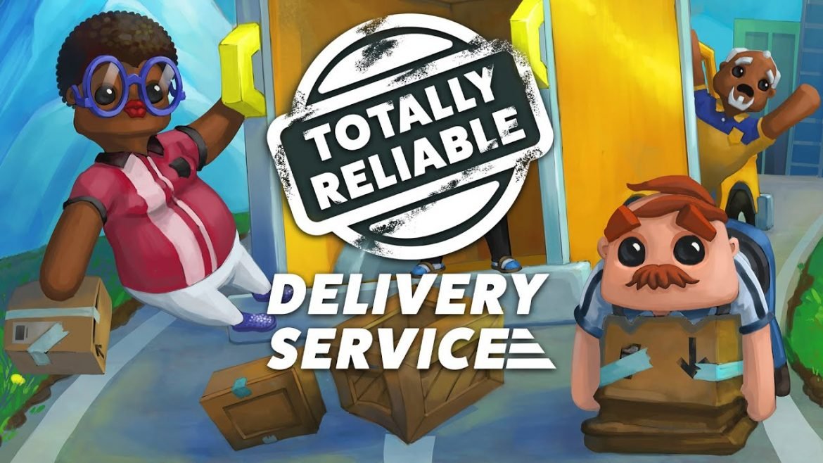 Totally Reliable Delivery Service Naslovna