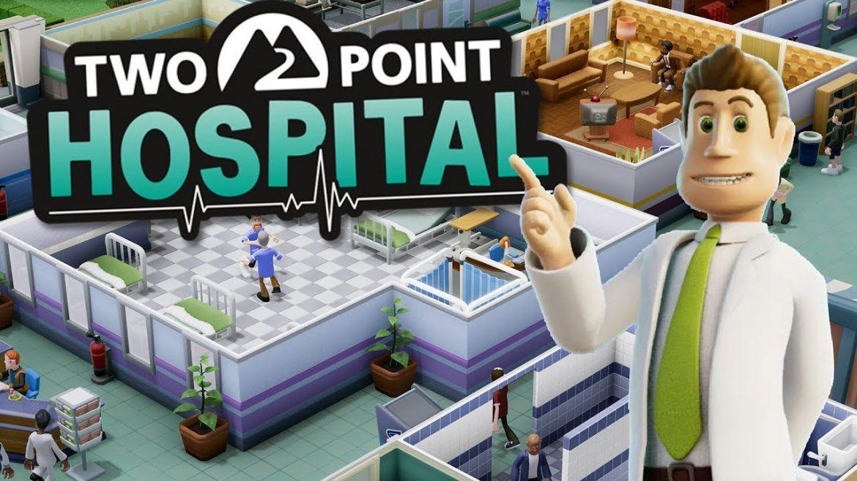 Two Point Hospital Naslovna