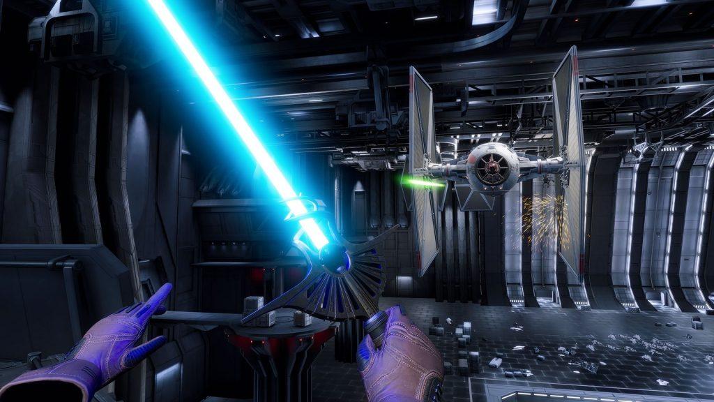Vader Immortal VR Series