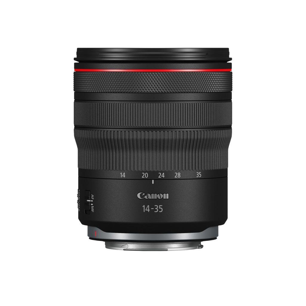 Canon Europe danas najavljuje puštanje u prodaju modela RF 14-35mm F4L IS USM, najšireg RF objektiva do sada.