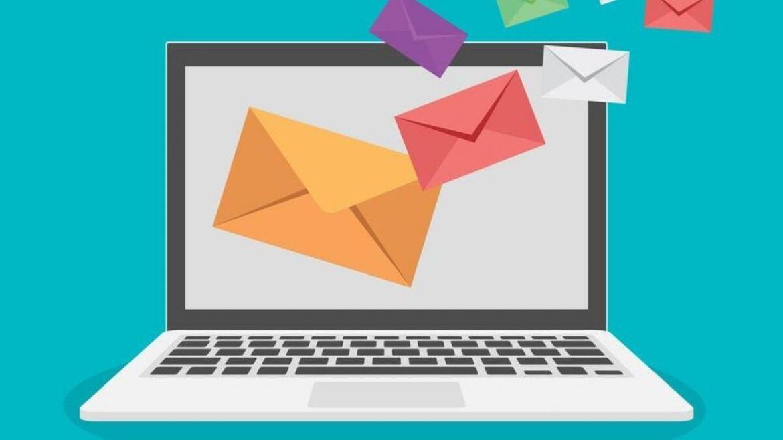 5 metoda slanja e-pošte Naslovna