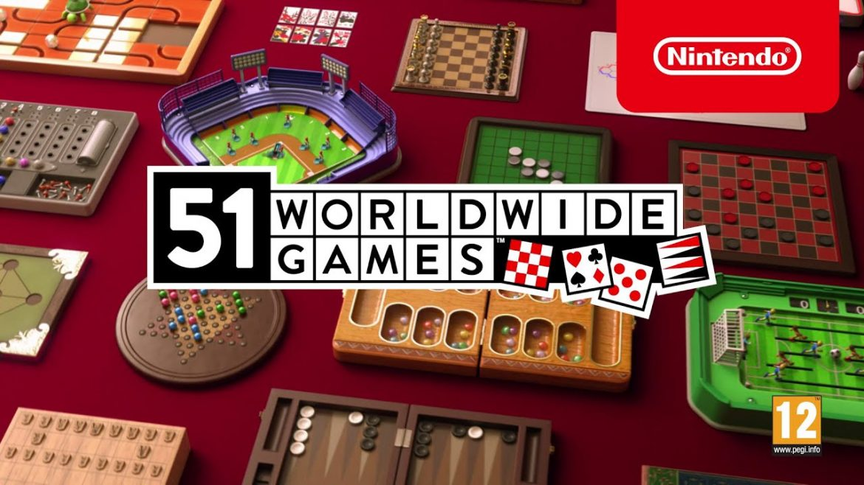 51 Worldwide Games Naslovna