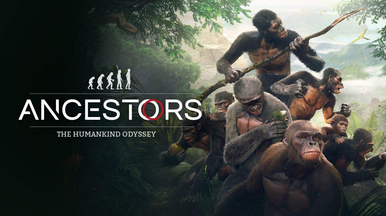 Ancestors The Humankind Odyssey Naslovna