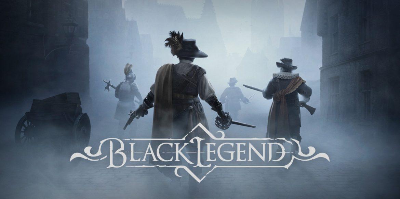 Black Legend Naslovna