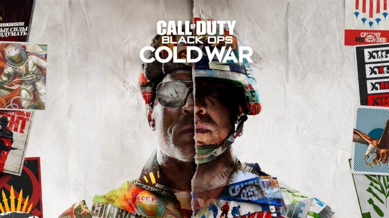 Black Ops Cold War Naslovna