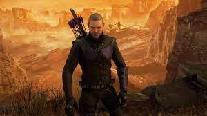 Clint Barton DLC