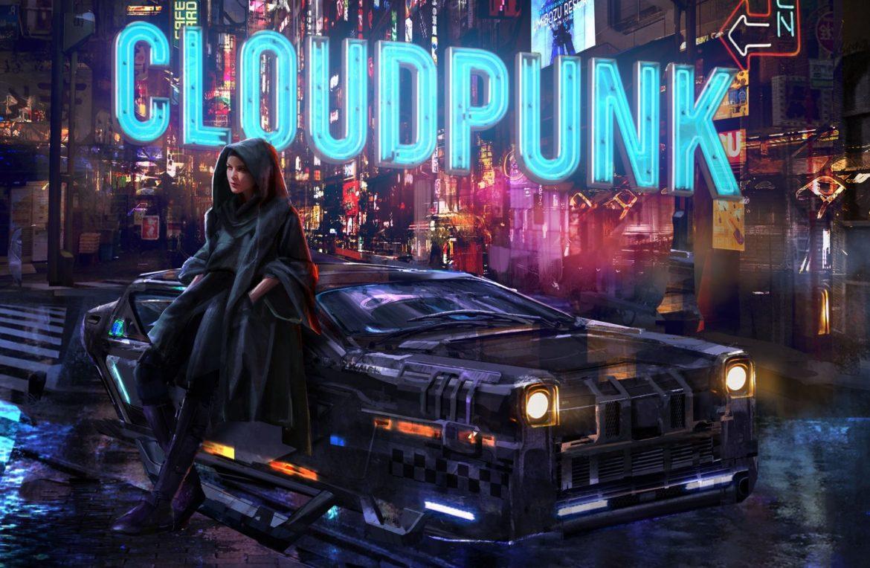 Cloudpunk Naslovna