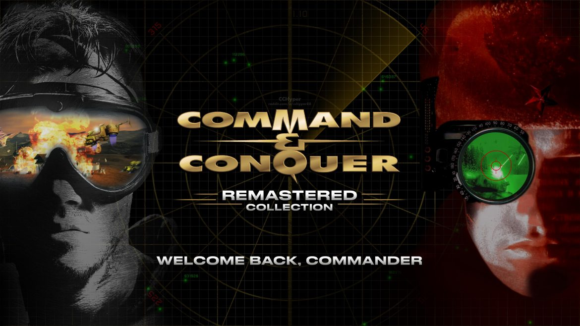 Command and Conquer Remastered Naslovna