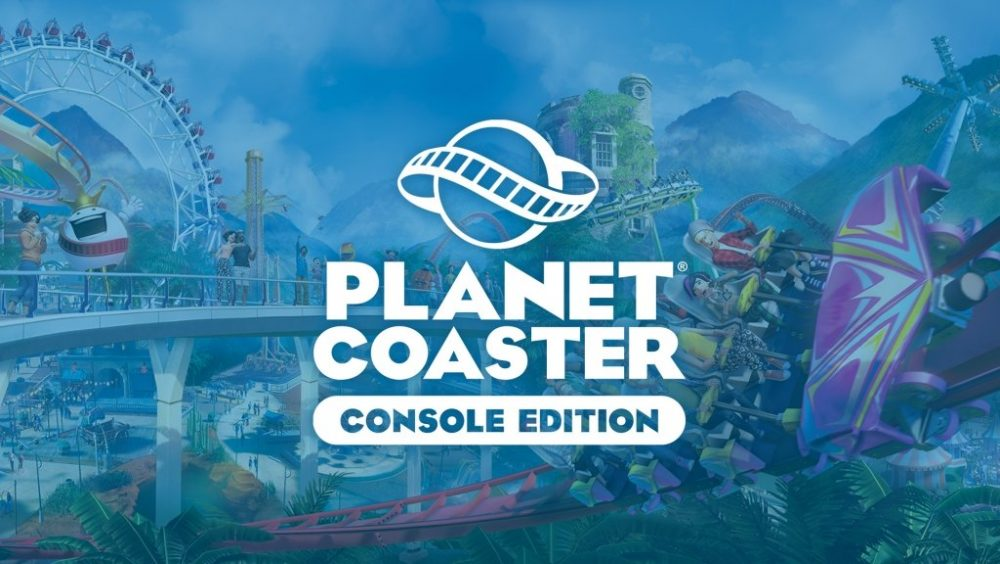 Planet Coaster Naslovna