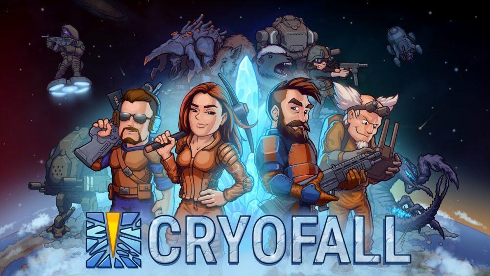 CryoFall Naslovna