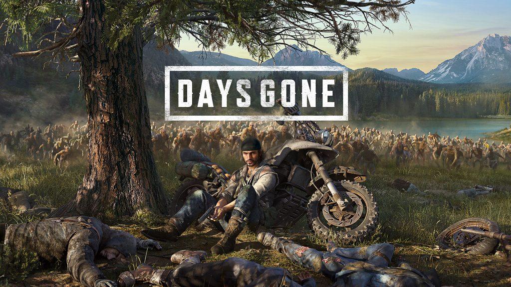 Days Gone (PC) Naslovna