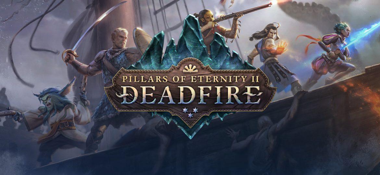Deadfire Naslovna