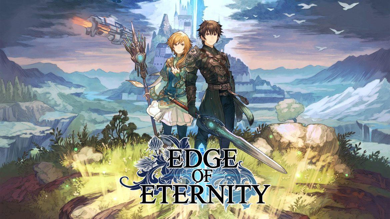 Edge Of Eternity Naslovna