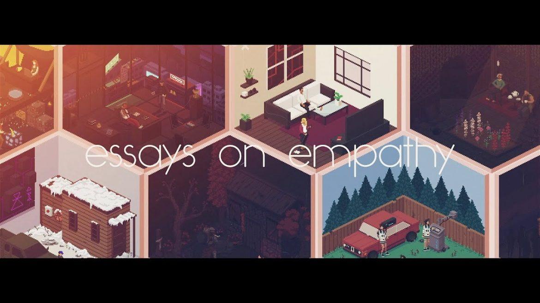 Essays on Empathy Naslovna