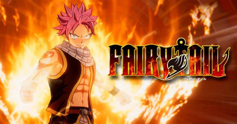 Fairy Tail Naslovna