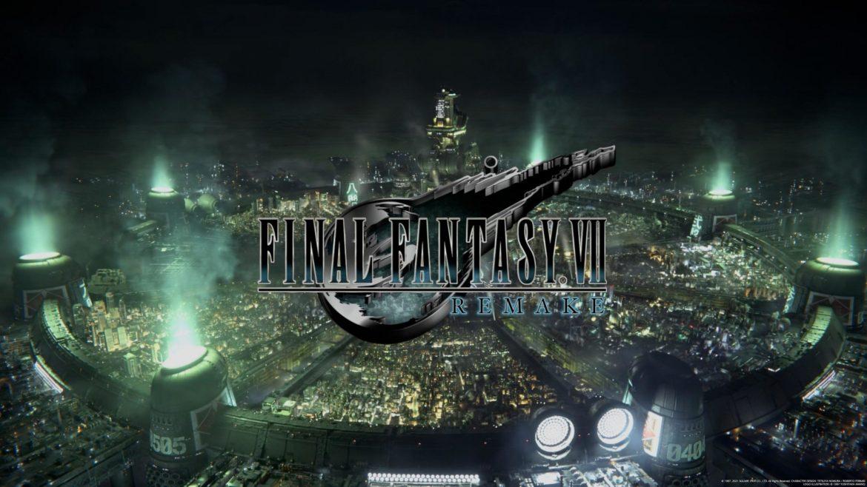 Final Fantasy 7 Remake Episode INTERmission Naslovna
