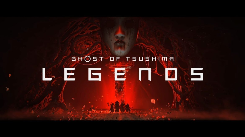 Ghost Of Tsushima Legends Naslovna