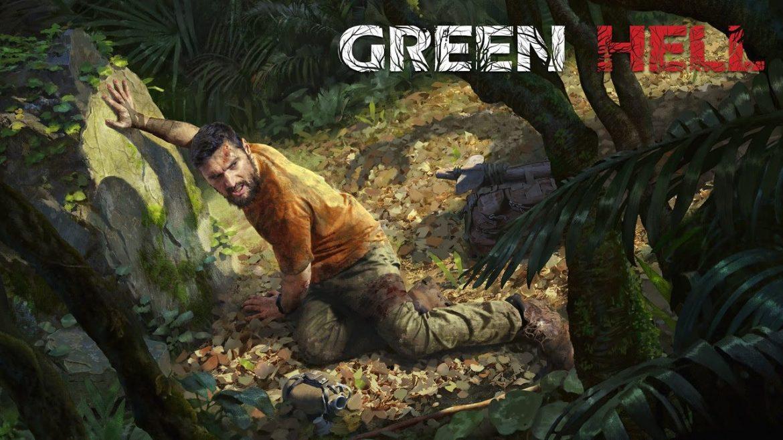 Green Hell Naslovna