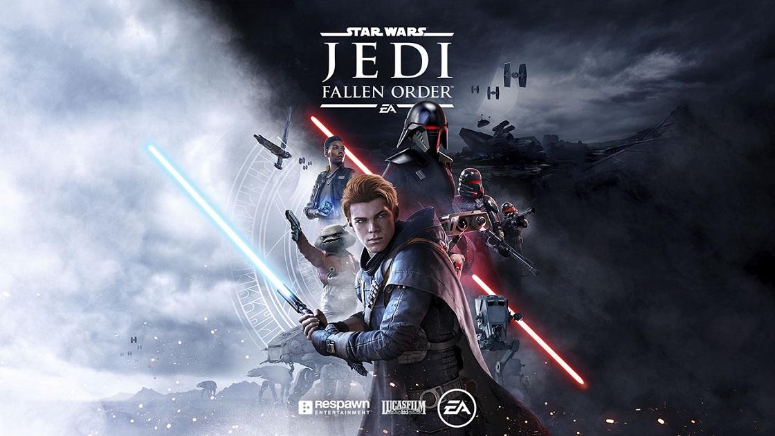 Jedi Fallen Order (PS5) Naslovna