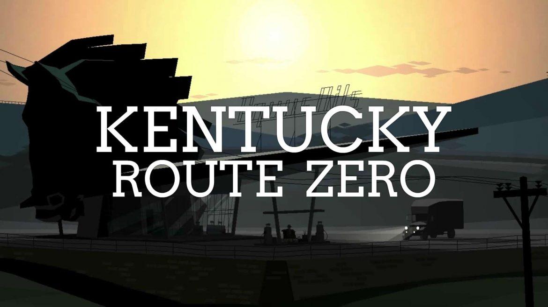 Kentucky Route Zero Naslovna