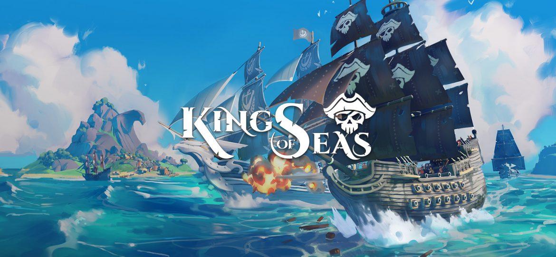 King Of Seas Naslovna