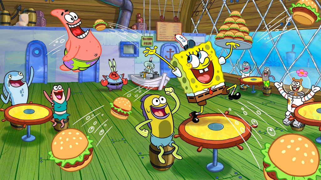 Krusty Cook-Off