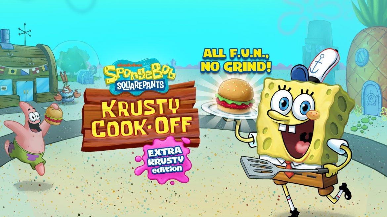 Krusty Cook-Off Naslovna