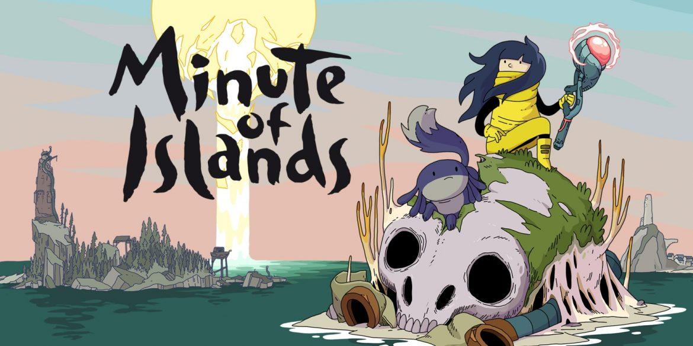 Minute of Islands Naslovna